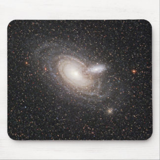 Overlapping Galaxies Mousepad