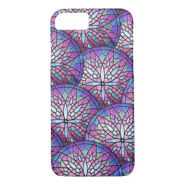 kellygalloway Overlapping Rose Window Phone Case