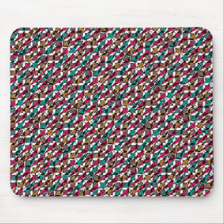 Overlapping Shapes Mousepads