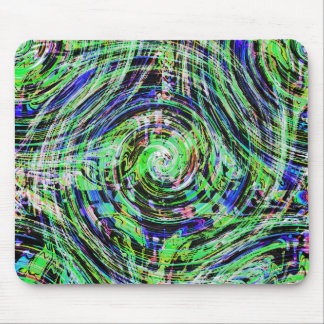 Overlapping Winds Mouse Pads