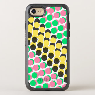 Overlayed Dots OtterBox Symmetry iPhone 7 Case