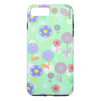 Overlayer Flowers iPhone 7 Plus Case