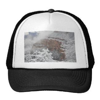 Overlook Grand Canyon National Park Mule Ride Trucker Hat