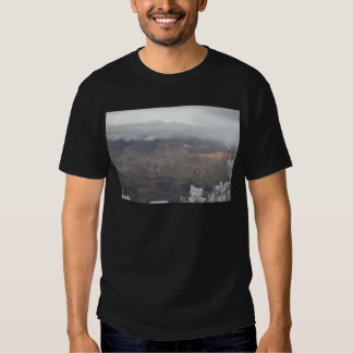 Overlook Grand Canyon National Park Mule Ride T-shirt