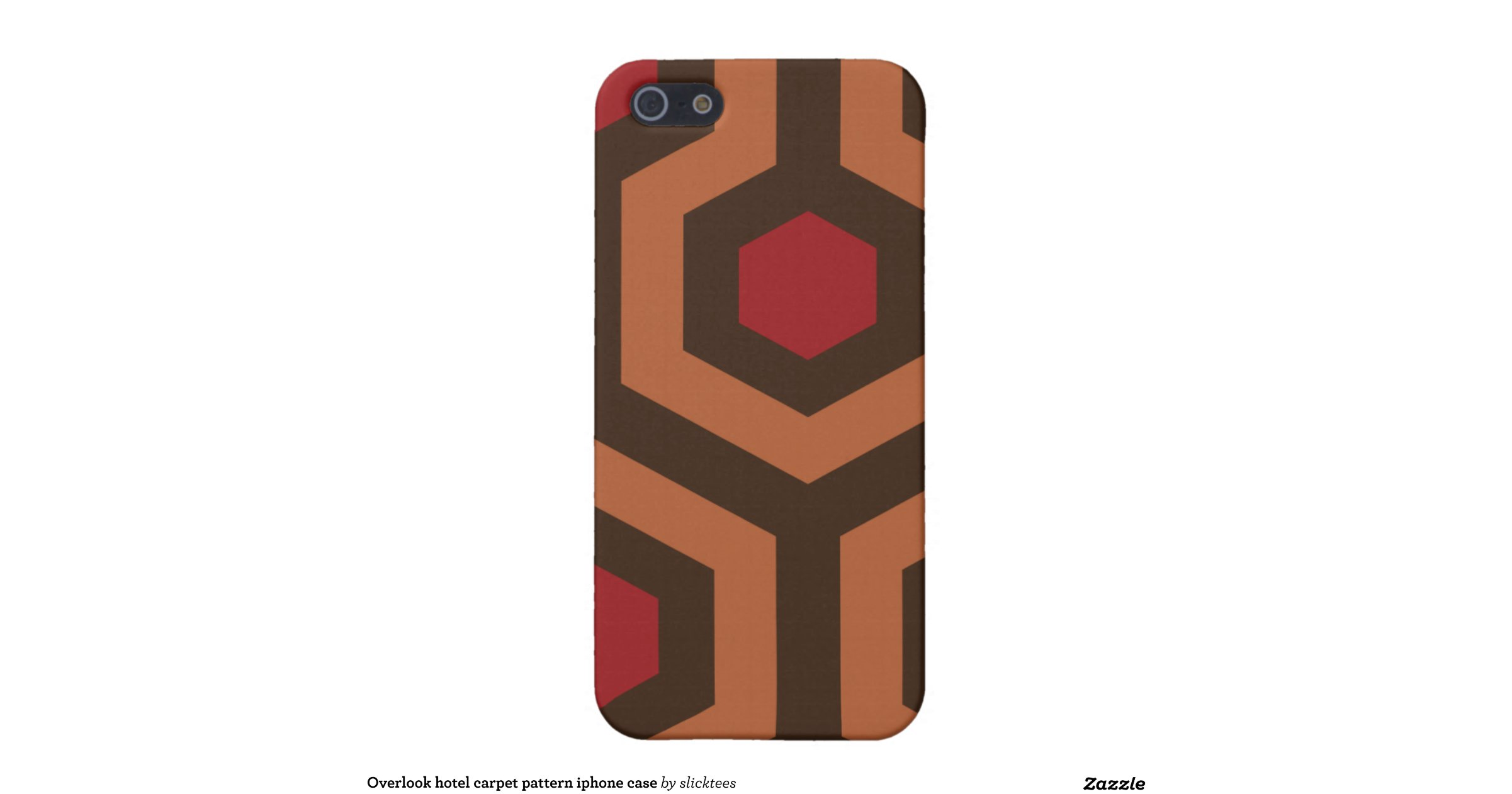 Overlook Hotel Carpet Pattern Iphone Case For IPhone