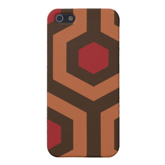 Overlook hotel carpet pattern iphone case case for iPhone 5