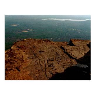 Overlook mountain Catskills Postcard