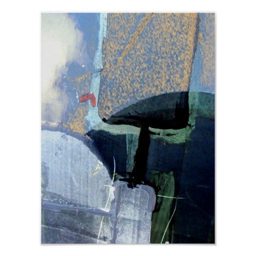 'Overlooked Abstracts 27' Print