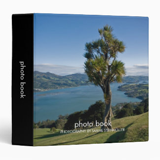 Overlooking Dunedin Bay Photo Book Binder