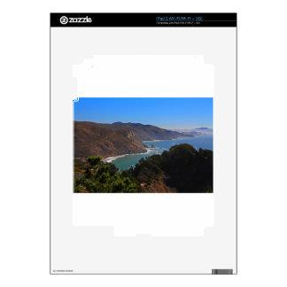 Overlooking Marin Headlands iPad 2 Decal