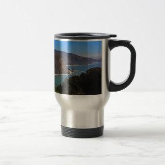 Overlooking Marin Headlands Travel Mug