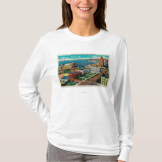 Overlooking Ocean Avenue, showing Auditorium T-Shirt