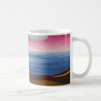 Overlooking Santa Cruz Coffee Mug