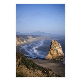 Overlooking the Beach Photo Art