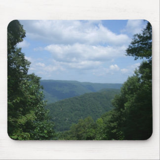 Overlooks Everywhere Mouse Pad