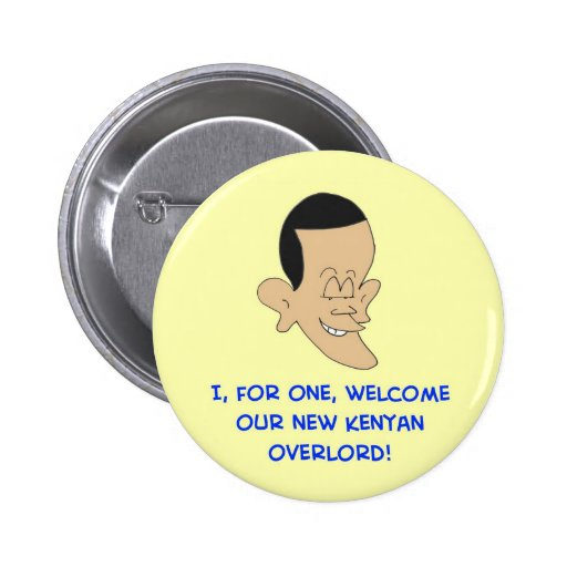 overlord del kenyan de obama pins