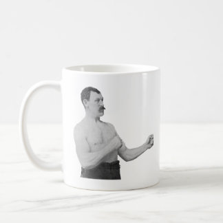 Overly Manly Man Meme Coffee Mug