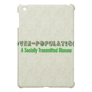 Overpopulation is an STD Case For The iPad Mini