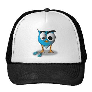 overpowered trucker hat