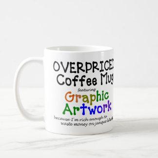 Overpriced Coffee Mug