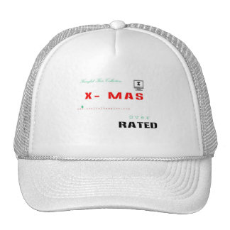 Overrated X-Mas - Hat