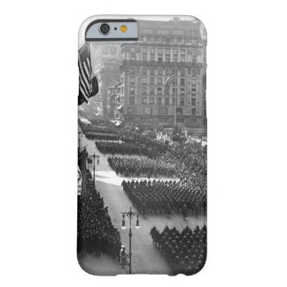 Overseas men welcomed home.  Parade_War Image Barely There iPhone 6 Case