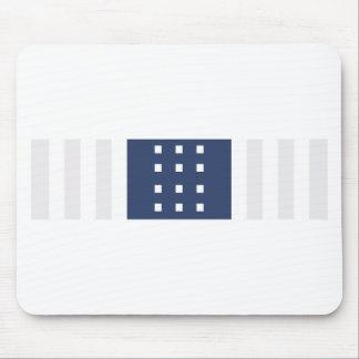 Overseas Ribbon - Short Mouse Pad