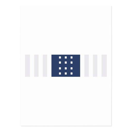 Overseas Ribbon - Short Post Cards