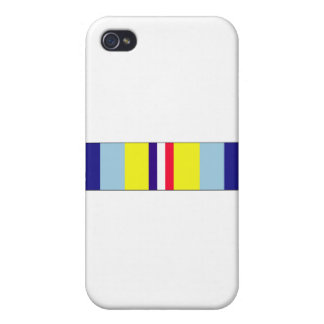 Overseas Service Commemorative Ribbon iPhone 4/4S Cover