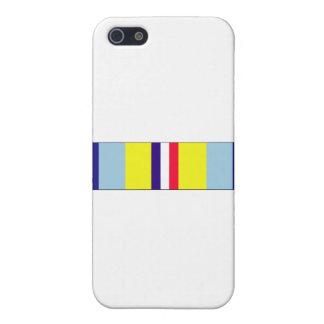 Overseas Service Commemorative Ribbon iPhone SE/5/5s Cover