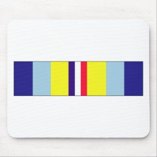 Overseas Service Commemorative Ribbon Mouse Pad