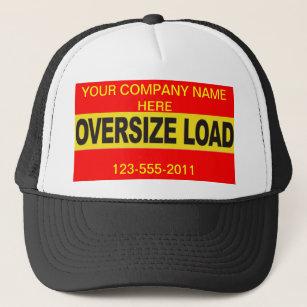 bb9dad5b Oversize Baseball & Trucker Hats | Zazzle