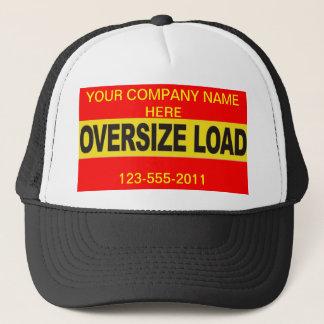 OVERSIZE LOAD GEAR TRUCKER HAT