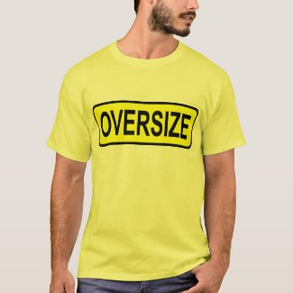 Oversize Load shirt