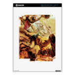 Overthrow of the Titans by Paul Rubens iPad 3 Skin