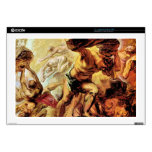 Overthrow of the Titans by Paul Rubens Skin For Laptop