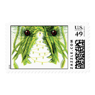 Overtime Postage Stamps