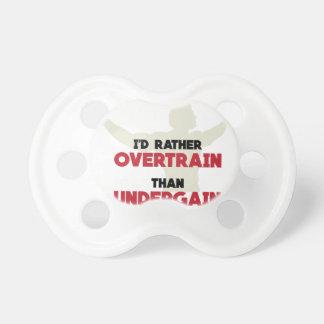 Overtrain Pacifier