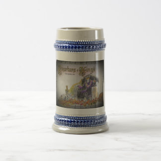 Overture of Kings - The Vulture King Beer Stein