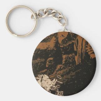 Overturn Keychain Key Chains
