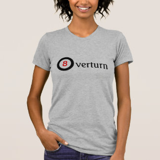 Overturn Prop  8 T-shirts