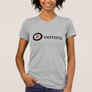 Overturn Prop  8 Tshirts