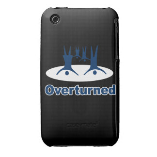 OVERTURNED - iPhone 3 Case-Mate CASE