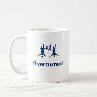 OVERTURNED - Faded.png Classic White Coffee Mug
