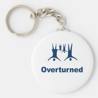 OVERTURNED - KEY CHAINS