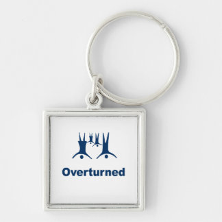 OVERTURNED Prop 8 Key Chains