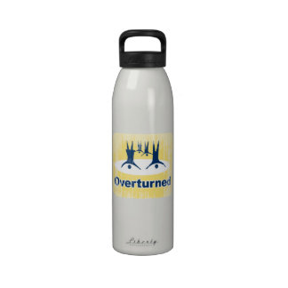 OVERTURNED PROP 8 SIGN Faded.png Reusable Water Bottles