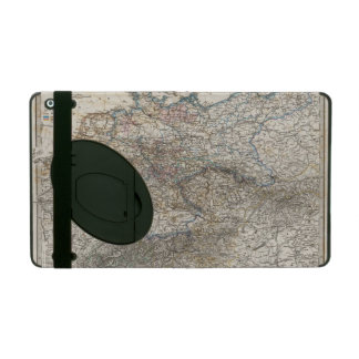 Overview of German Empire iPad Cover