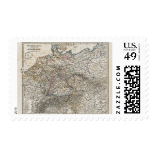 Overview of German Empire Postage