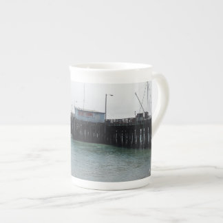 Overview of Harford Pier, Port San Luis, Avila Tea Cup